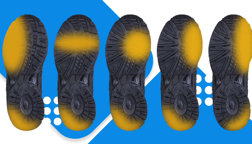 What Sole Wear Says About Your Gait